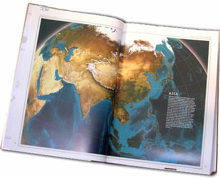 immagine di atlante geografico atlante geografico Atlante Geografico del Mondo / Comprehensive Atlas of the World - 12° edizione - dedicato a Regina Elisabetta II