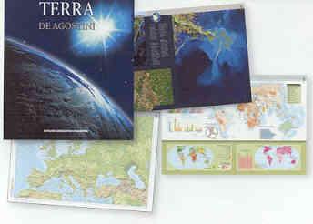 immagine di atlante geografico atlante geografico Atlante della Terra