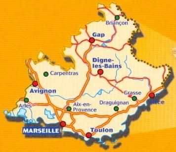 Cartina Stradale Costa Azzurra.Mappa Stradale N 527 Provenza Alpi Costa Azzurra Ultima Edizione