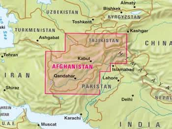 Cartina Muta Afghanistan.Kamikaze A Kabul