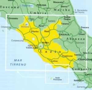representative regionali pallanuoto lazio map - photo#44