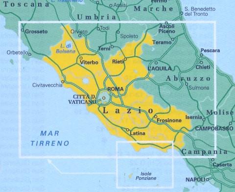 representative regionali pallanuoto lazio map - photo#17