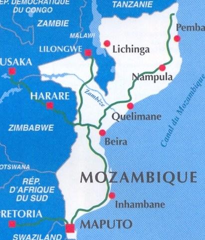 D Maps Africa mapa luxemburgo mapa de luxemburgo