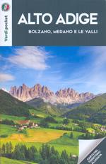 guida Alto Adige con Bolzano, Merano e le Valli Verde Pocket 2018