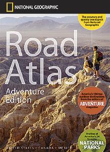 atlante America USA, Canada, Mexico adventure con itinerari dedicati scoperta Natura e dei parchi nazionali