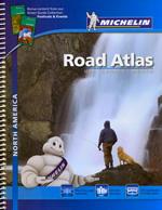 atlante America Stati Uniti d'America (USA), Canada, Messico atlante stradale a spirale aggionata + informazioni sui parchi nazionali e piante di città 2015