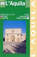 mappa di città L'Aquila - mappa di città - nuova edizione