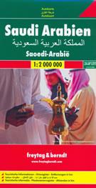 mappa Arabia Saudita Riyad, La Mecca, Gedda, Qatif, Sakaka, Tabūk, Al Madina, Hufuf, Buraydah, Khamasin