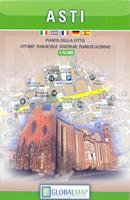 mappa Asti di città 2018