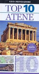 guida turistica Atene - Top10 - guida tascabile