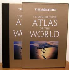 atlante geografico Atlante Geografico del Mondo / Comprehensive Atlas of the World - 12° edizione - dedicato a Regina Elisabetta II