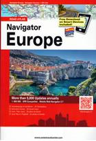 atlante Atlante stradale d'Europa facile da consultare con informazioni pratiche 2020