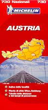 mappa stradale n.730 - Austria