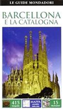 guida Barcellona e la Catalogna con Città Vecchia, Eixample, Montjuic, di