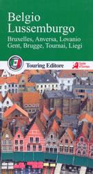 guida Belgio e Lussemburgo con Bruxelles, Anversa, Gent, Brugge, Tournai, Liegi