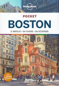 guida turistica Boston - guida tascabile - edizione 2020
