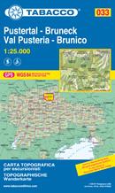 mappa Bruneck