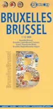 mappa Bruxelles / Brussel