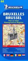 mappa Bruxelles