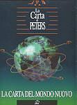 Planisfero Politico di Peters - La Carta del Mondo di Peters - Con la proiezione corretta del globo terrestre