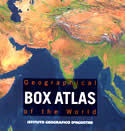 Atlante Geografico del Mondo Tascabile con tavole Satellitari