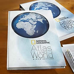 Grande Atlante del Mondo / Atlas of the World - National Geographic