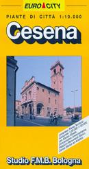 mappa Cesena