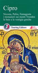 guida Cipro con Nicosia, Pafos, Famagosta, Larnaka, Limassol. I monasteri sui monti Troodos, le baie e vestigia greche