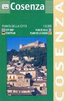 mappa Cosenza