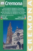 mappa Cremona di città