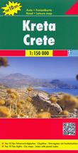 mappa Creta / Kreta 2017