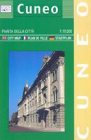 mappa Cuneo di città