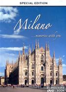 dvd DVD di Milano documentario in sei lingue + contenuti speciali, su la città, sua storia e curiosità