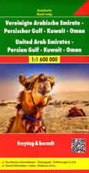 mappa Kuwait