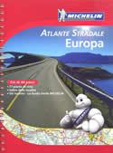 atlante Europa atlante stradale, rilegato con spirale in metallo 2014