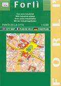 mappa Forli