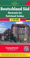 mappa Germania 2014