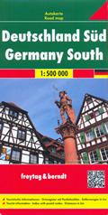 mappa Germania 2020