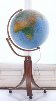 globo Geografico