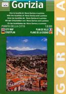 mappa di città Gorizia - mappa di città