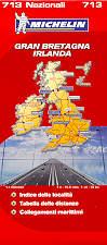 mappa n.713 Gran Bretagna e Irlanda