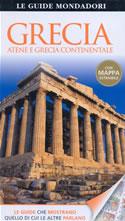 guida Grecia 1 Atene e continentale con Atene, il Peloponneso, Epiro, Tessaglia, Sterea Ellada, Tracia