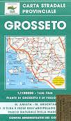 mappa Grosseto