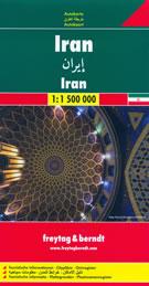 mappa Tabriz