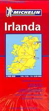 mappa stradale 712 - Irlanda