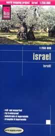 mappa Israele