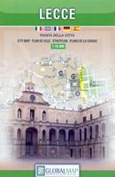 mappa Lecce di città 2018