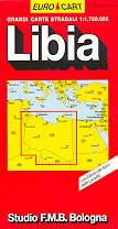 mappa Libia Tripoli, Bengasi, Misurata, El Azizia, Tarhuna, Beida, Homs, Ez Zauia, Zuara, Agedabia, Sirte, Sebha, Merg, Tobruch, Sabratha, Zliten, Garian, Nalut, Iefren, Ben Gascir, Derna, Gubba