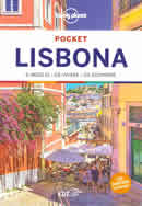 guida turistica Lisbona - Guida Pocket - edizione 2019