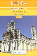 mappa Lucca città con dettaglio del storico 2019